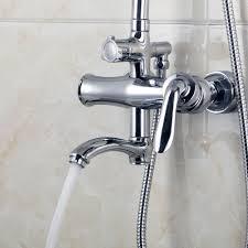 aliexpress com buy wall mounted shower faucet set 8