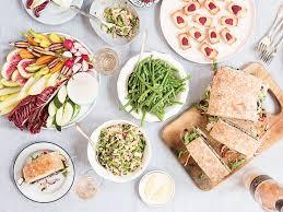Summer Entertaining Recipes - best 25 picnic menu ideas on pinterest meat platter cheese