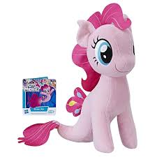 image mlp the movie pinkie pie twinkle seapony plush jpg my