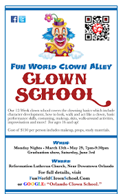 orlando makeup school world clown alley world clown alley and school website