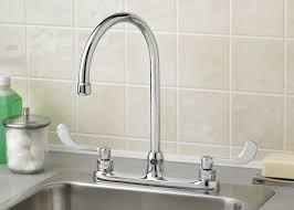Kitchen Faucet Placement Shape And Placement For Better Functional Of Kitchen Faucet White