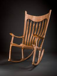 rocking chairs and solid wood fine furniture hand made in houston