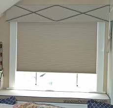 Hunter Douglas Blind Pulls What Is A Duette Architella Honeycomb Or Cellular Window Shade