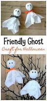 Unique Halloween Crafts - cute u0026 unique fabric ghost craft for both kids and adults ghost