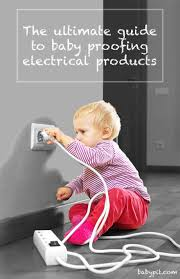 how to baby proof everything electrical electrical outlets