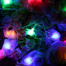 battery powered outdoor led string lights 10m 33ft 100 led 3aa battery powered outdoor led copper wire rose