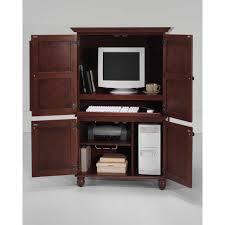 Oak Computer Armoire by 30 Innovative Oak Computer Armoire Yvotube Com