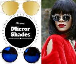 mens light tint sunglasses trend alert the best mirrored sunglasses brands to style in 2017