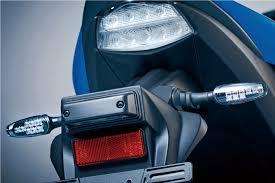 gsx s1000 tail light suzuki gsx s1000 led indicator set suzuki genuine accessories