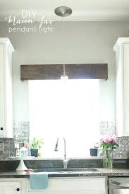 kitchen valance ideas modern kitchen valance andreuorte