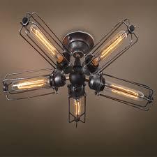 ceiling extraordinary ceiling fan with edison bulbs amusing
