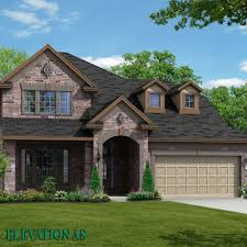 Homes With Mother In Law Suites Harmony Plan Chesmar Homes Houston