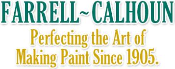 farrell calhoun paint