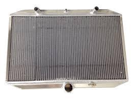 high performance 1971 1974 jaguar xke aluminum radiator