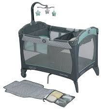 Portable Change Table Graco Playpen With Bassinet And Changing Table Best Table Decoration