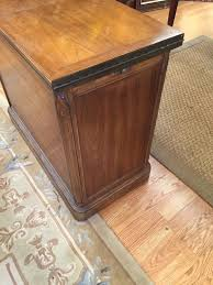 thomasville buffet sideboard server table with extendable foldable