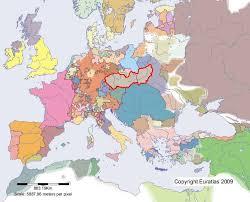 bohemia map euratlas periodis web map of bohemia in year 1300