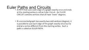 unit u2013 graph theory concept characteristics what is a graph