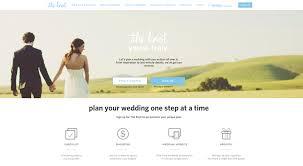 wedding planner websites best wedding websites for wedding planning advice dellwood