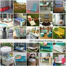 diy outdoor furniture ideas the idea room 1 loversiq