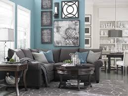 Gray Blue Living Room Blue Paint In Living Room Centerfieldbar Com