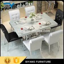 Marble Table Tops For Sale by Wholesale Stainless Steel Buffet Dining Table With Stone Tops