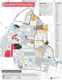 University Of Michigan Parking Map by 2017 Football Tailgating Guide Maryland Terrapins Athletics