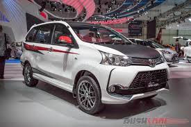 toyota hilux trd grand veloz at 2016 indonesia auto show giias