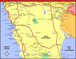 Map Of Cabo Mexico by Mexicali Baja California Map California Map