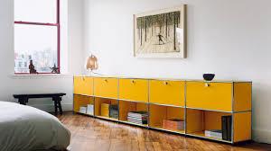 mobilier bureau modulaire usm un concept simple intemporel et facilement identifiable