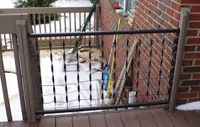 adding a deck gate building u0026 construction diy chatroom home