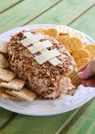 thanksgiving cheese ball ham and cheddar cheese ball the who ate everything
