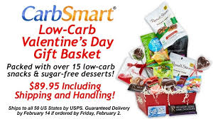 gift baskets for s day carbsmart low carb s day gift basket limited time only
