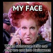Hocus Pocus Meme - can t trust those who don t believe hocuspocus halloween witch