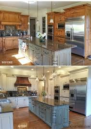 Outdoor Kitchen Cabinets Youtube by The Highlight Reel Our Top Kitchen Makeovers Of 2015 Bella