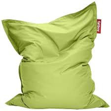 Outdoor Bean Bag Chair by Fatboy Original Outdoor Bean Bag By Fatboy By Lumens Dwell