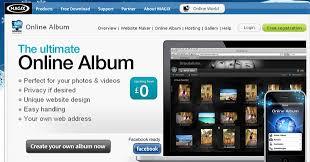 picture albums online flickr alternatives 25 best online portfolio and image hosting