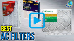Filtrete Healthy Living Ultra Allergen Reduction Ac Furnace Air Top 9 Ac Filters Of 2017 Video Review