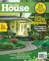 House Beautiful Change Of Address by This Old House Amazon Com Magazines