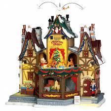 lemax christmas coventry cove by lemax christmas building hamlet