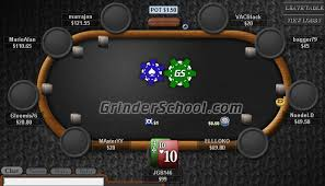 10 Person Poker Table Texas Holdem Positions On A Poker Table