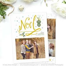 modern christmas card templates for photographers u2013 photoshop