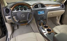 Buick Enclave 2013 Interior 2008 Buick Enclave First Drive Truck Trend