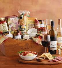 pasta gift basket the most pasta gift basket italian gift baskets harry and david