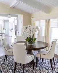 Furniture Dining Room Tables Best 25 Round Dining Room Tables Ideas On Pinterest Round