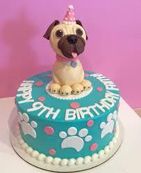 best 25 pug cake ideas on pinterest pug birthday cake pug