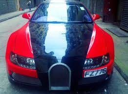 replica bugatti bugatti veyron replica this time from hong kong garage car