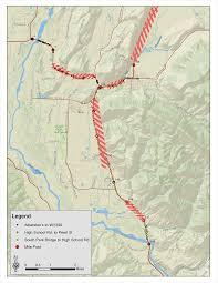 Wydot Map Give Wildlife A Brake Jackson Hole Wildlife Foundation