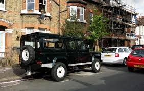 land rover 1998 hire a land rover defender in st barnabas rd walthamstow london