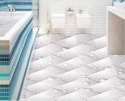 3d floor tiles for living room custom photo floor bathroom 3d